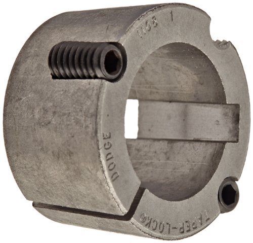 Gates 1610 1.5/16 Taper-Lock Bushing, 1-5/16'' Bore, 1.0'' Length, 1.6'' Max Bore by Gates