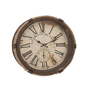 511dKh40vIL._SS300_ Nautical Themed Clocks