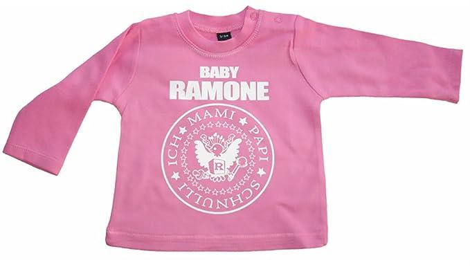 BABY RAMONE Sabber sabber hey pink Baby-T-Shirt