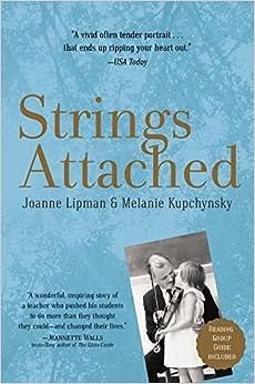 By Joanne Lipman Strings Attached