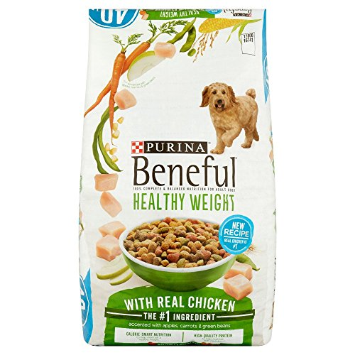 (Purina Beneful Healthy Weight With Real Chicken (Healthy Weight With Real Chicken, 40 lb. Bag - 1)
