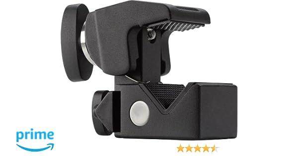 Kupo Convi Clamp with Adjustable Handle Black KG701511