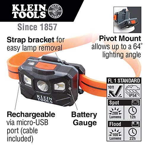 Best klein tools flashlight with work light to buy in 2020