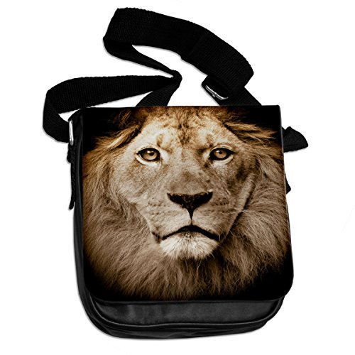 African Lion animale borsa a tracolla 005