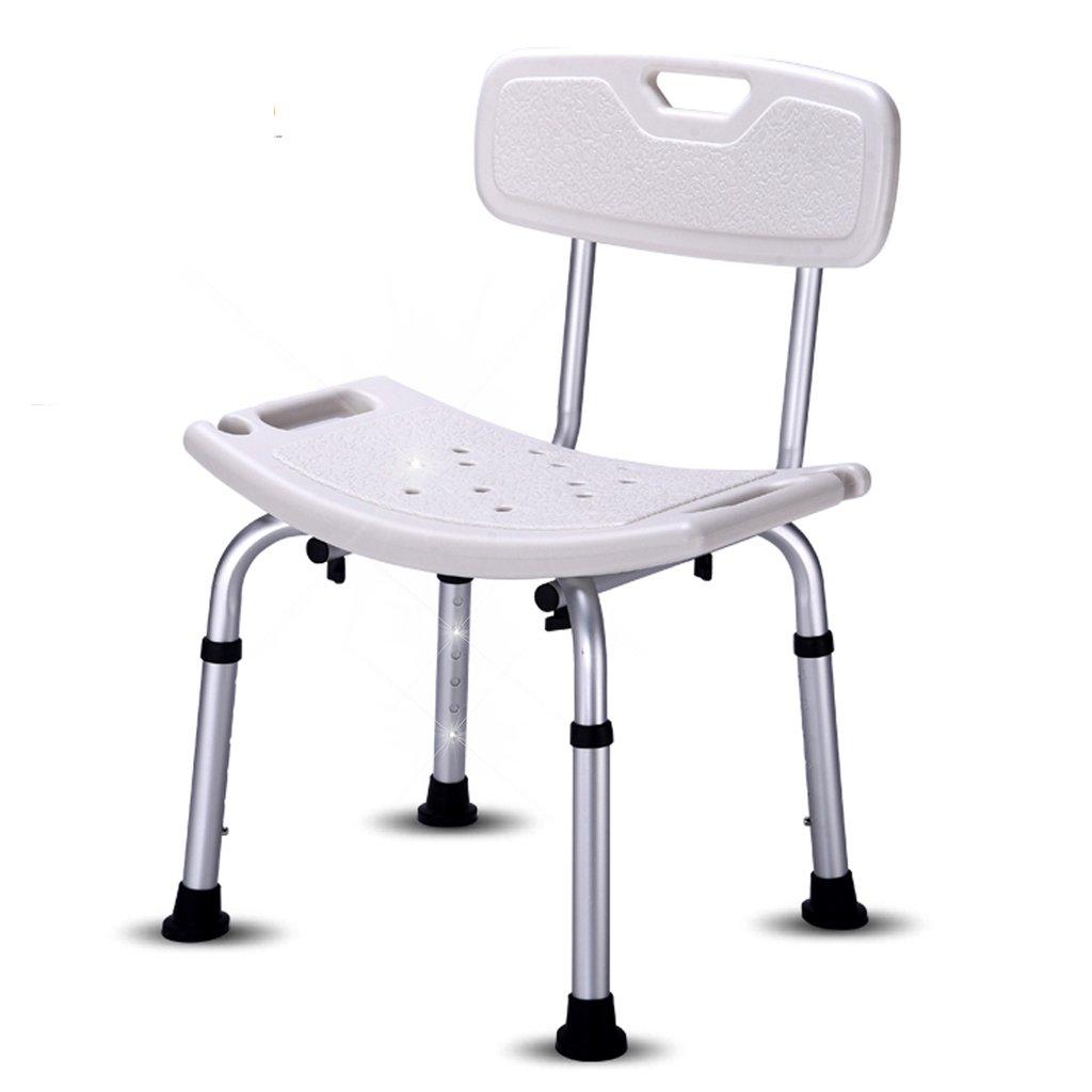 印象のデザイン バスルームスツール アルミシャワーチェア高齢者バスチェア B07G5THTRM トイレシャワーチェア妊娠中のバスルームスツール ノンスリップバススツールスーパーベアリング容量 B07G5THTRM, ひとみコンタクト:8d46ad49 --- ciadaterra.com