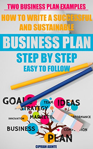 amazon com write a successful and sustainable business plan step