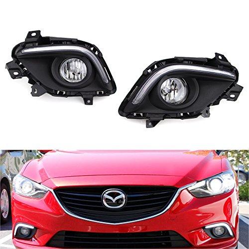 Mazda 6 Fog Lights, Fog Lights For Mazda 6