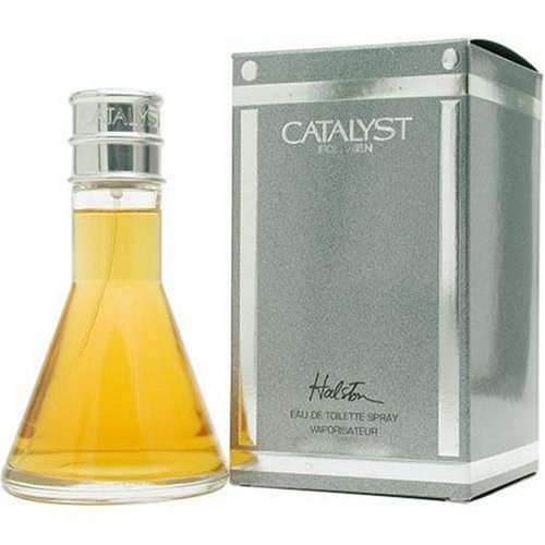 Catalyst by Halston for Men, Eau De Toilette Spray, 3.4-Ounce