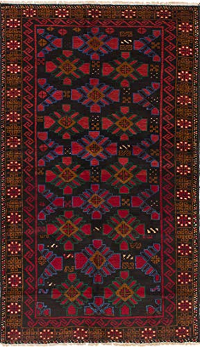 """eCarpet Gallery Area Rug for Living Room, Bedroom 