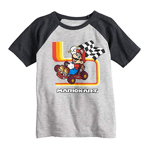 How to buy the best mario shirt boys size 6?