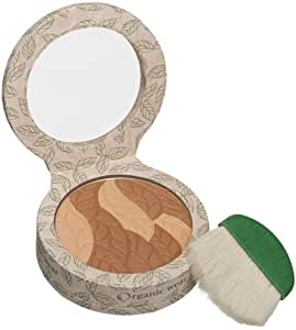 Physicians Formula Organic Wear 100% Natural Bronzer, Bronze Organics-fair Skin Tones, 0.3-Ounces