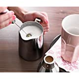 Ikea Mattlig Milk-frothing Jug Espresso Cappuccino Steaming Pitcher Stainless Steel 17 Oz
