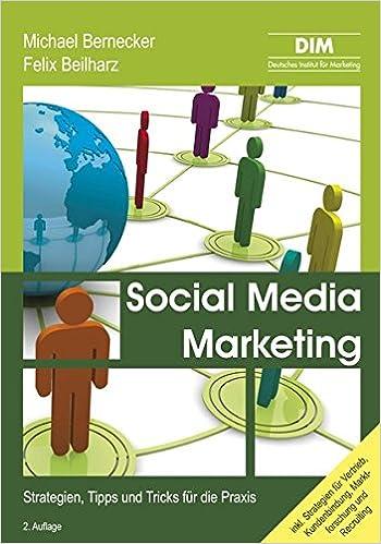 Cover des Buchs: Social Media Marketing: Strategien, Tipps und Tricks für die Praxis