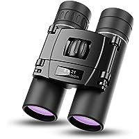 Apexel 8x21 Small Binoculars Compact Lightweight Binoculars for Concert Theater Opera ,Mini Pocket Binoculars FMC Lens…