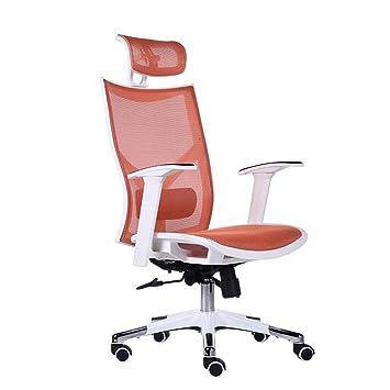 Zzhf Office Avec Ergonomic Chair Bureau Mesh Chaise Pivotante De c4R35jqAL