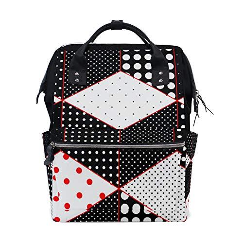 Polka Dot Doctor Bag - WIHVE Doctor Bag Backpack Polka Dot