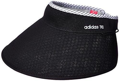 (アディダスゴルフ) adidas Golf レディース UVセル コンパクト ワイド美バイザー