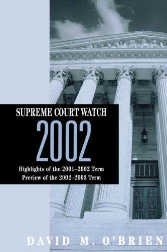 Supreme Court Watch 2002