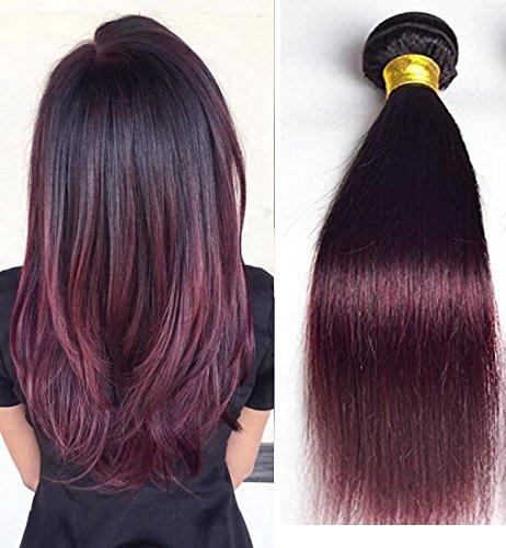 A1Creations Brazilian Virgin Hair Straight 1 Bundle 10A