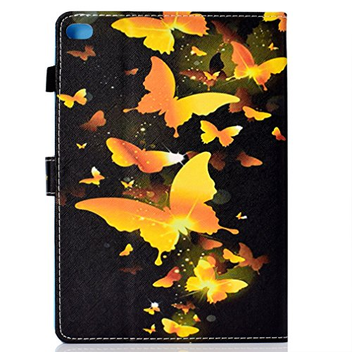 7 2017 0 for Case Amazon Foldable Leather Thin Slot Bookstyle Closure 7 2015 Stand Case Magnetic LMFULM® Fire Amazon of Ultra 7 Case Inch PU for Card Pattern Hug 4 Color Fire Panda AxpqfY8