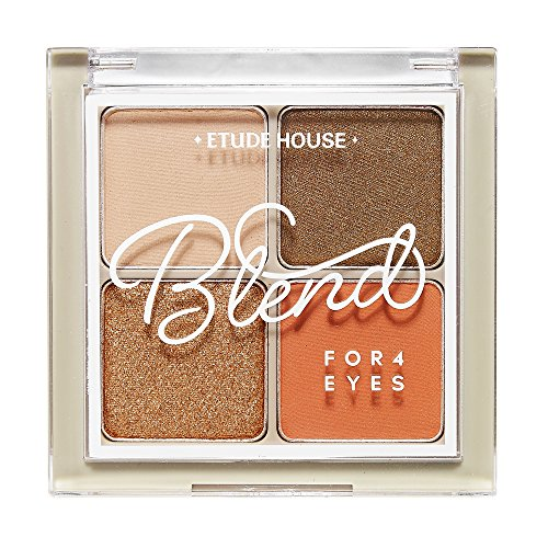 Etude House Blend For Eyes 8g #2 Orange Party Eye Shadow Palette