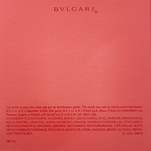 Buy bvlgari omnia coral edt spray 2.2 oz by bvlgari