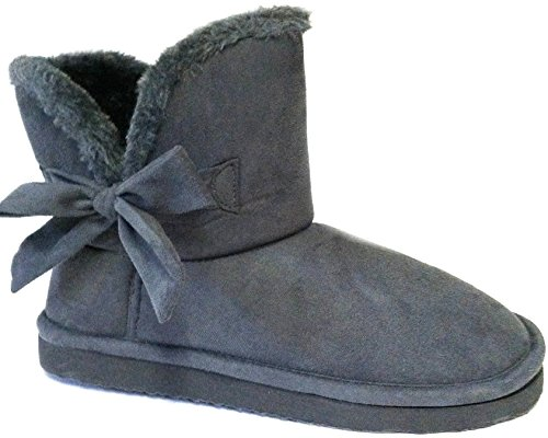 Grey Boots Soda Womens Lovely Ankle Shoes Ygan7fXwqx