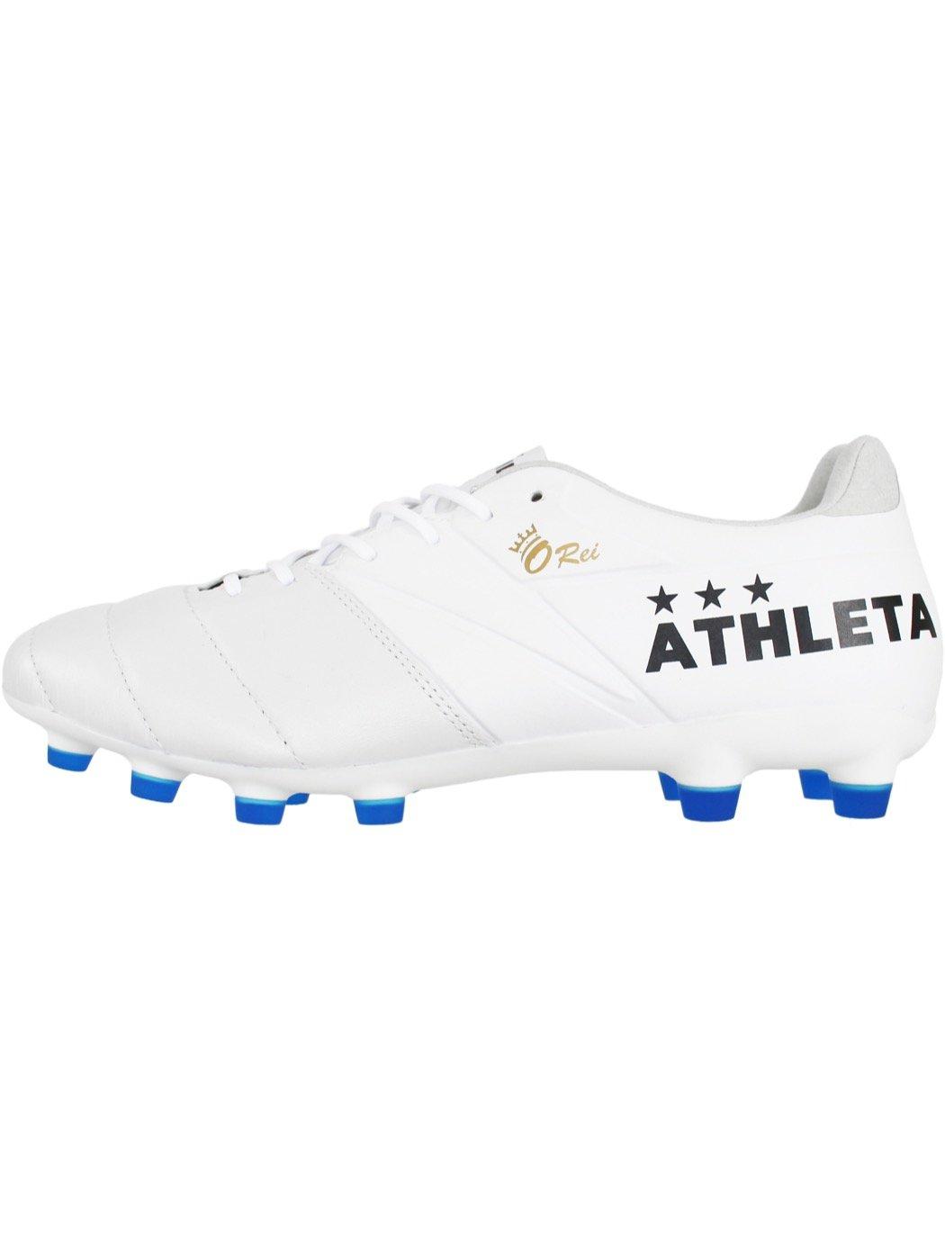 ATHLETA(アスレタ) O-Rei Futebol T003 10005-PWBL B07BGTLCNJ 27.0 cm|パールホワイト/ブルー パールホワイト/ブルー 27.0 cm
