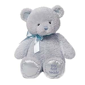 Gund My First Teddy Bear Stuffed Animal, 18 inches