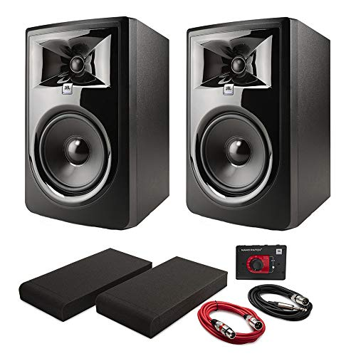 - JBL 306PMKII Powered 6