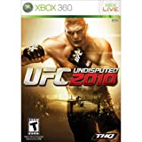 UFC 2010 Undisputed Game [Xbox 360]