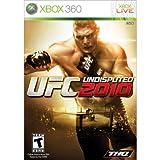 UFC 2010 Undisputed Game [Xbox 360]