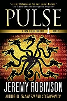 Pulse: A Chess Team Adventure (A Jack Sigler Thriller Book 1) by [Robinson, Jeremy]