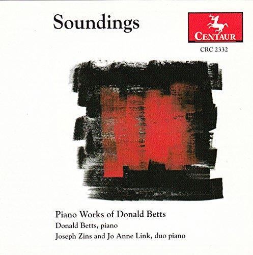 (Donald Betts: Soundings)