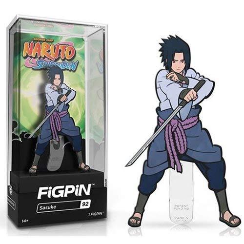 - FiGPiN Naruto Shippuden Sasuke Enamel Pin