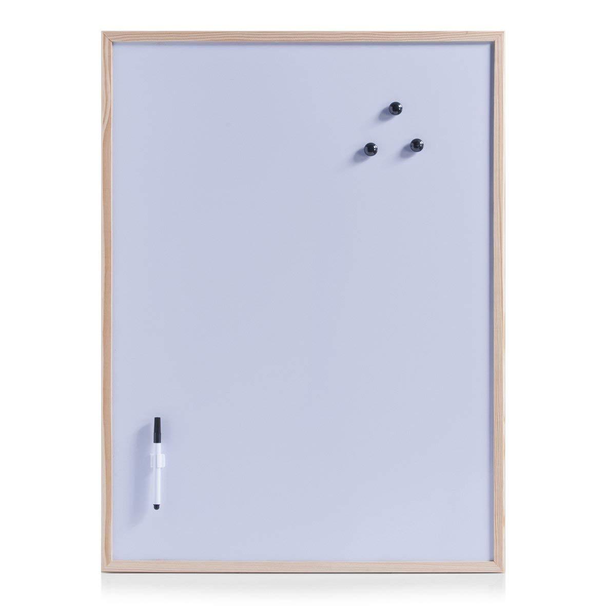 Lavagnetta magnetica 60 x 20 cm Zeller 11122 colore: Naturale