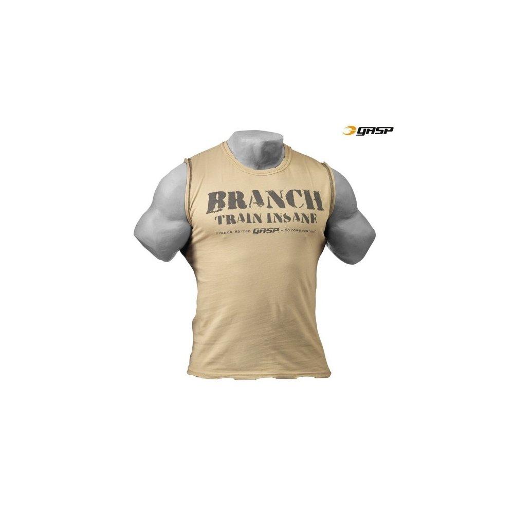 Branch SSP s/l sleeveless; Farbe: Desert, Größe: XL