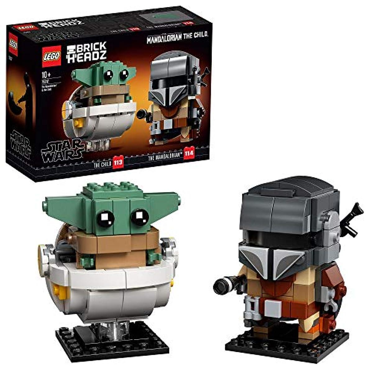 [해외] 레고(LEGO) 스타워즈맨 다 로리 앤(TM) & 더차일드 75317