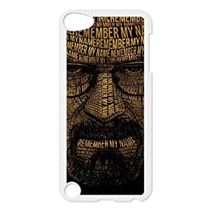 iPod Touch 5 Case White Breaking Bad PHY Cell Phone Case Design Personalized