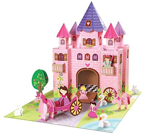 Krooom Fairy Castle Playset (Fairy Castle Playset)