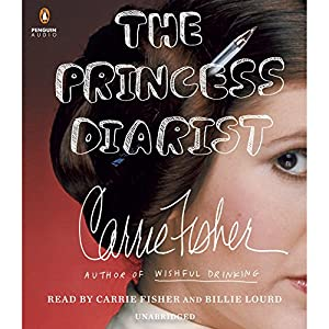 The Princess Diarist Hörbuch