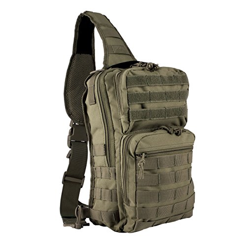 Large Rover Sling Pack Olive (Rover Rock)
