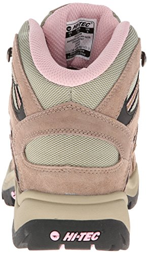Bandera Waterproof Tec Mid Rise Taupe Hi Blush Boot Hiking Women's qwFfZwnT