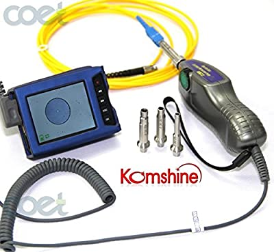 400x Fiber Optic Video Inspection Probe and Display KomShine KIP-500V, Fiber Optic Inspector ,Fiber Optic Scope 400 Magnification