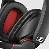 Sennheiser GSP 350 PC Gaming Headset with Dolby 7.1 Surround Sound, Flip-to-Mute Mic, USB connectivity, Volume Control, Memory Foam