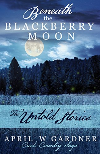 Berry Pin - Beneath the Blackberry Moon: the Untold Stories