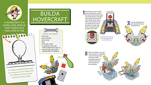 Klutz Air Power: Rocket Science Made Simple Craft Kit
