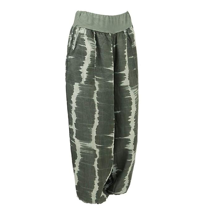 Amazon.com: BBesty Pantalones de mujer de gran venta!Mujer ...