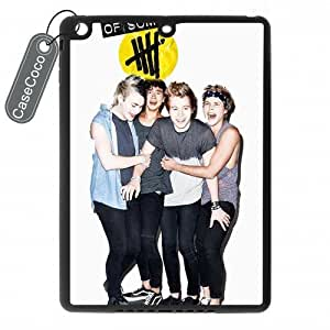 5 Seconds Of Summer She Looks So Perfect Durable Rubber & Plastic Case for Ipad air - Ipad Air Case Cover