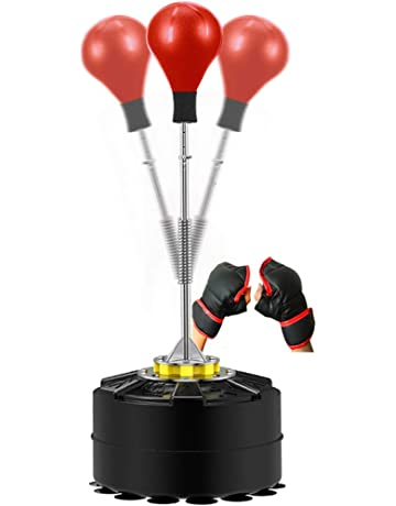 Punch Software Benlee Rocky Marciano Shane Boxing Floor-to-Ceiling Ball